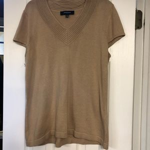 Jones Wear V neck Sweater